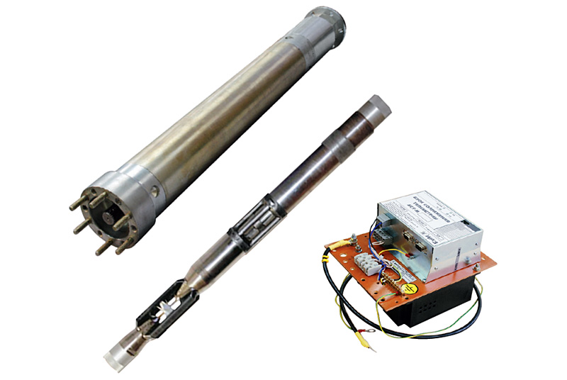 IRZ TMS-ORD2 integrated downhole monitoring system for dual completion